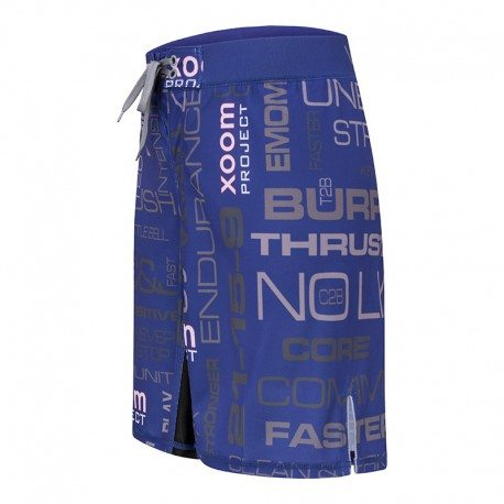 Xoom Project Heren Shorts Vocabulary Blue2
