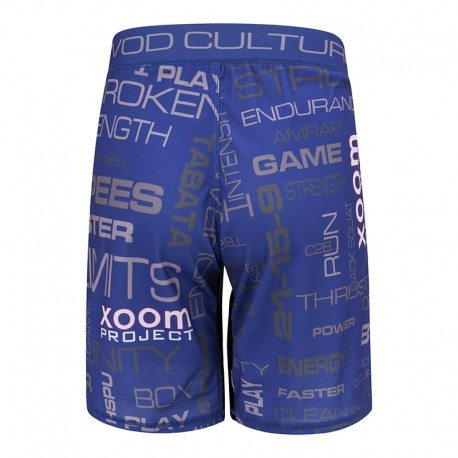 Xoom Project Heren Shorts Vocabulary Blue