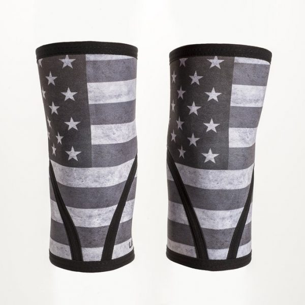 stars and stripes- knee-sleeves-unbroken-designs