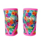 paradise-pink-knee sleeves-hetwodwinkeltje.nl