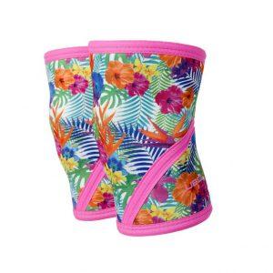 paradise-pink-knee sleeves- hetwodwinkeltje.nl-wodwinkel