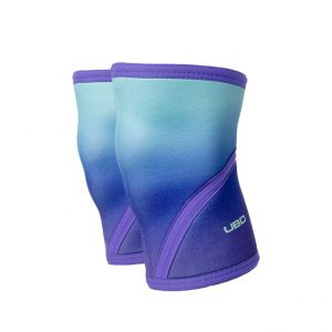 Purple-Ombre-Knee-Sleeves