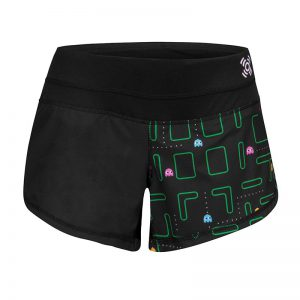 Dames Short Pacwoman 'Back to the 80's Collection' Xoom Project