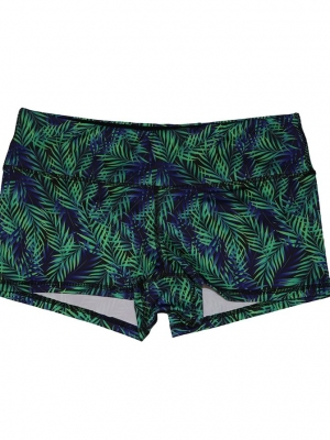 Paradise City Shorts Unbroken Designs
