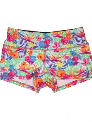 Paradise Pink Shorts Unbroken Designs