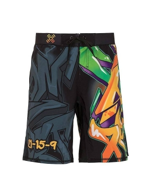 Graffiti 21-15-9 Heren Shorts Xoom Project