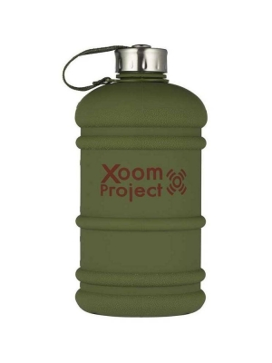 Water Bottle 2.2L BPA Free Army, Purple or Blue