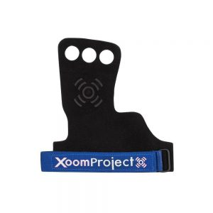 Muscle-up-Gymnastic-Grip-3-fingers-Black/Blue