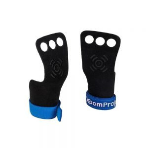 Muscle-up-Gymnastic-Grip-3fingers-Black/Blue