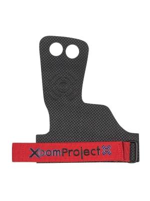 Wod Gymnastic Grip Carbon 2 fingers Black/Red