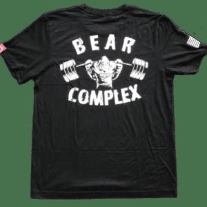 Bear-Complex-Men's-T-Shirt-Savage-Barbell