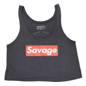 Savage-Box-Crop-Top