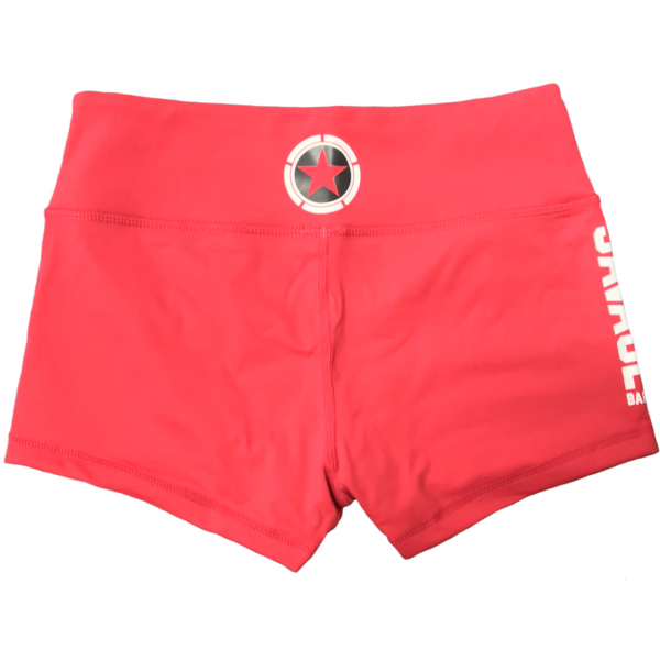 red-booty-shorts-savage-barbell-hetwodwinkeltje.nl