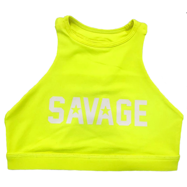 glow-stick-high-neck-sports-bra-savage-barbell