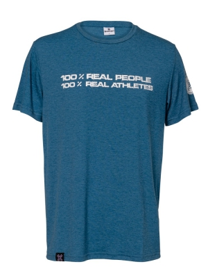 100% Real People… T-Shirt