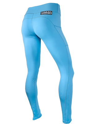 Tidal Blue Savage Barbell Legging