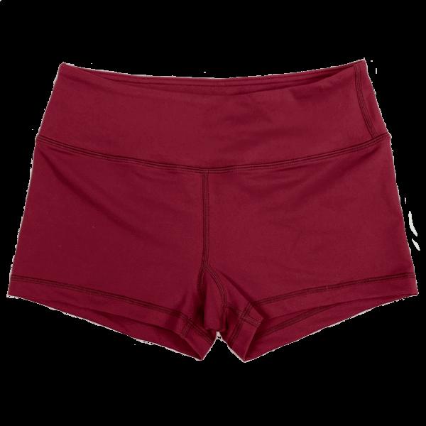 Burgundy-Booty-Shorts-Savage-Barbell-hetwodwinkeltje.nl