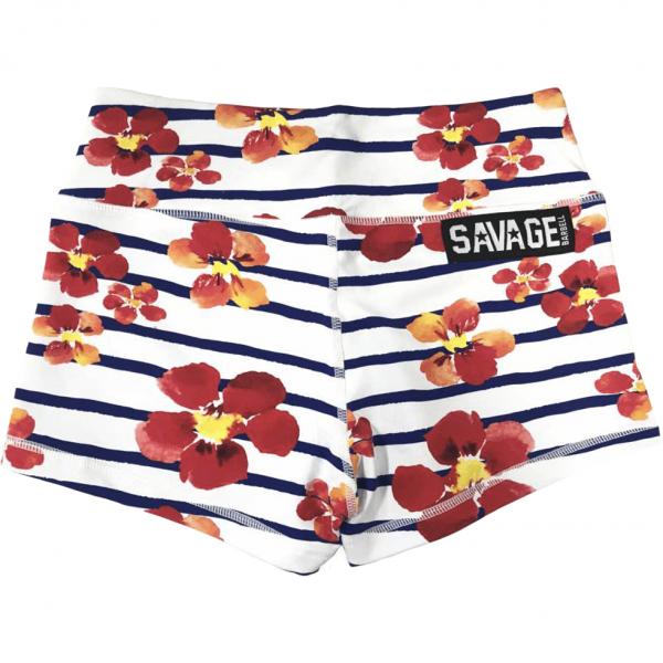 Jail-Blossom-Shorts-Savage-Barbell-hetwodwinkeltje.nl