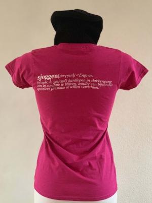 Sjoggen MAL#doeismal Triblend Shirt Dames