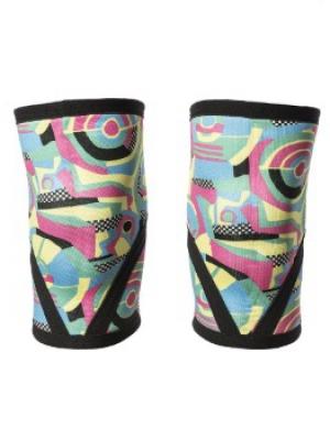 Swirls for Girls Knee Sleeves 7mmNeoprene
