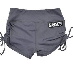grey-drawstring-savage-barbell-booty-short-hetwodwinkeltje.nl