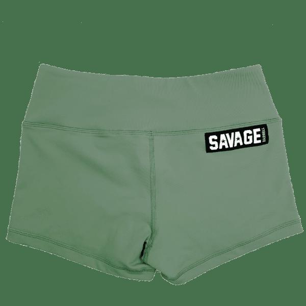 Moss-booty-short-savage-barbell-hetwodwinkeltje.nl