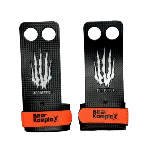 2Hole-Carbon-Competition-Grips-Bear-KompleX-hetwodwinkeltje.nl
